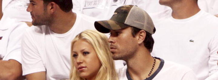 Enrique Iglesias & Anna Kournikova Net Worth