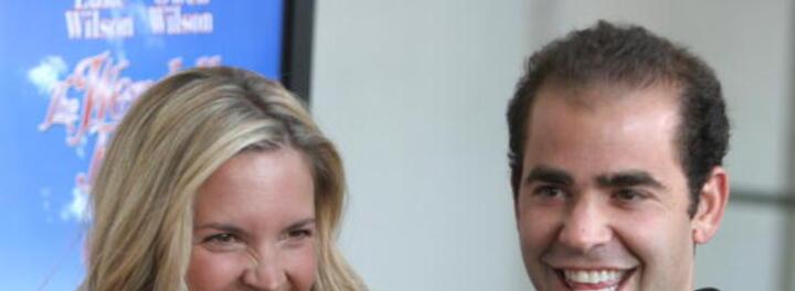Pete Sampras & Bridgette Wilson Net Worth