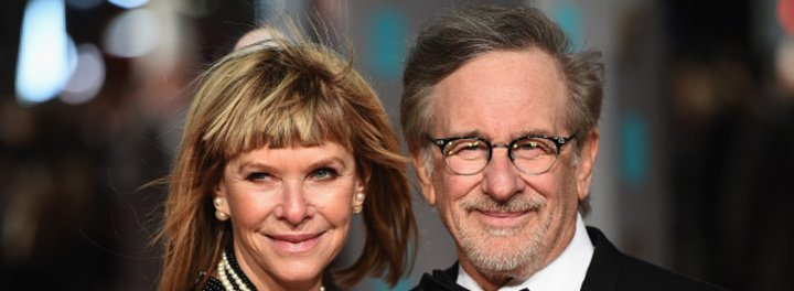 Steven Spielberg & Kate Capshaw Net Worth