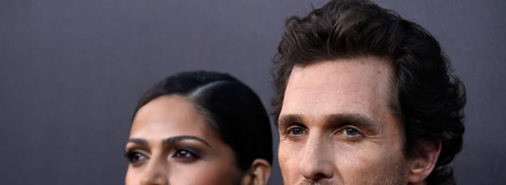 Matthew McConaughey & Camila Alves Net Worth