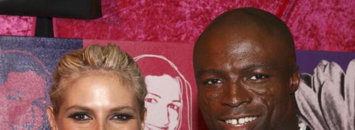 Seal & Heidi Klum Net Worth