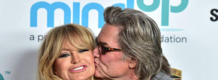 Kurt Russell & Goldie Hawn Net Worth