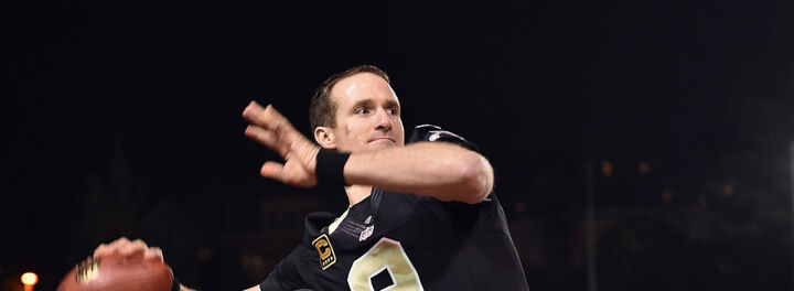 Drew Brees To Sign Back On With New Orleans Saints For Two Years – $50M