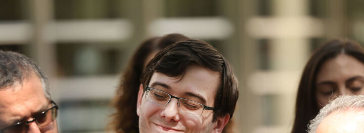 Martin Shkreli Sentenced To Seven Years! Also Ordered To Forfeit $7.36M In Assets, Including His Famous $2M Wu-Tang Album