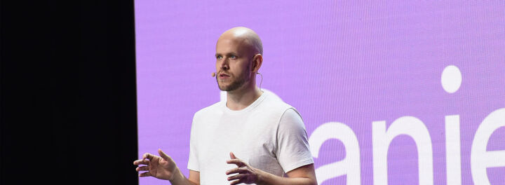Spotify Is Going Public And Will Make Founder Daniel Ek A Billionaire