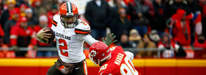 Johnny Manziel Blames The Browns For Not Recognizing His Poor Work Habits