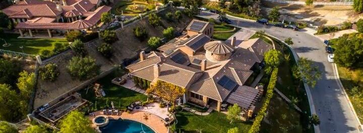 Logic Just Bought This Palace In Calabasas For $3.57 Million