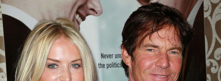 Dennis And Kimberly Quaid Reach Huge Divorce Settlement