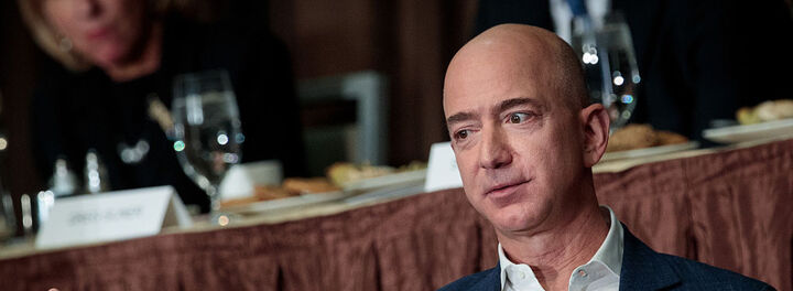 Could Jeff Bezos Burn Through His Entire $126 Billion Fortune?