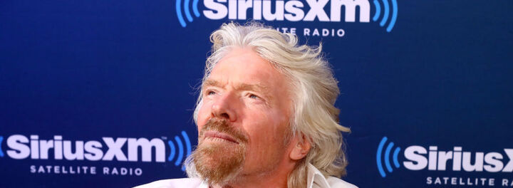 "Richard Branson Says He's ""Neck And Neck"" With Jeff Bezos In Billionaire Space Race"