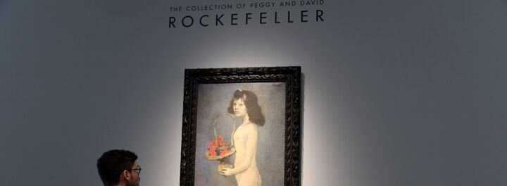 David Rockefeller Art Collection Brings In More Than $646M In First Night Of Auction, Breaks Records
