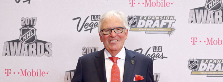 Meet Bill Foley, Billionaire Owner Of The Las Vegas Golden Knights