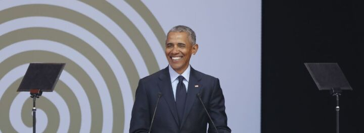 "Barack Obama Says He's ""Surprised By How Much Money"" He Has"