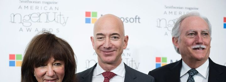 Jeff Bezos' Parents Might Be Worth Billions