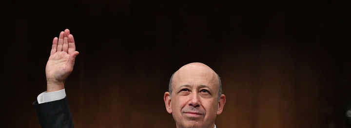 Goldman Sachs CEO Stands To Make Nearly $85 Million When He Steps Down