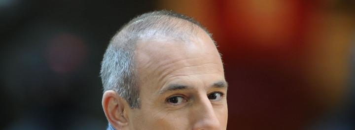 Matt Lauer Reportedly Paying Wife $20 Million Divorce Settlement