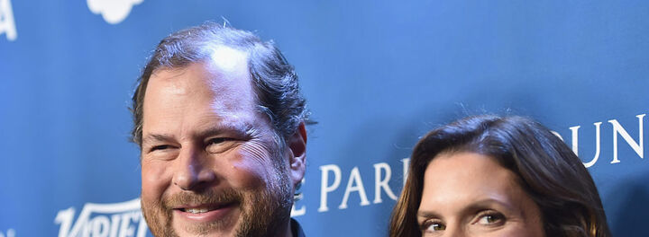 Billionaire Salesforce Founder Marc Benioff Just Bought Time Magazine For $190 Million