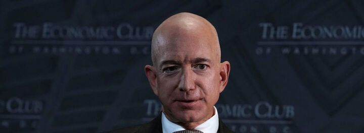 Jeff Bezos' Net Worth Tumbled $9+ Billion On Wednesday