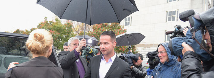 """Michael """"The Situation"""" Sorrentino Gets 8 Months In Prison For Tax Evasion"""