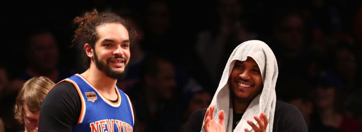 Joakim Noah Made More Than $1.3 Million Per Game For The Knicks
