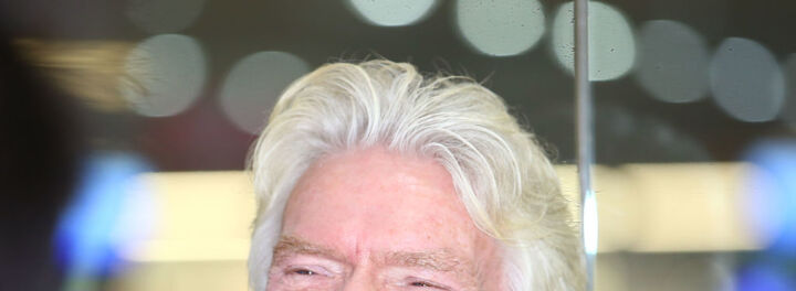 Richard Branson Is One Of The Richest People In The World, But Hates Garish Displays Of Wealth