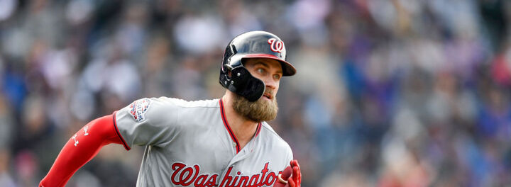 Is Bryce Harper Announcing Where He'll Sign Via A Video Game?