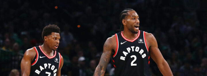 Kawhi Leonard Turned Down An Extension With Jordan Brand To Sign With New Balance