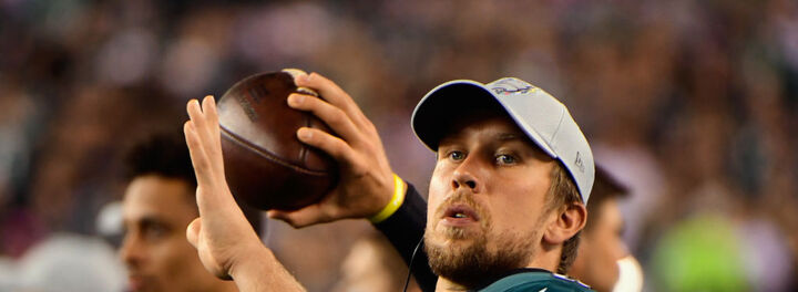 Nick Foles Could Make A Ton Of Money Over The Next Few Weeks