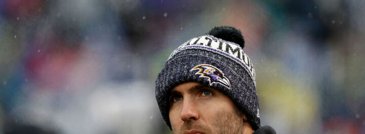 Joe Flacco Is Sitting On The Bench, But The Ravens Still Owe Him $63 Million