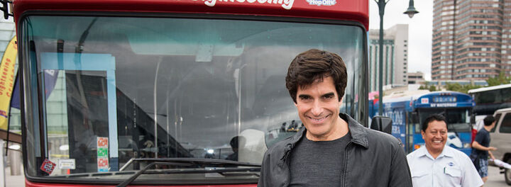 How David Copperfield Earned His $1 Billion Net Worth
