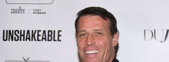 Tony Robbins Shares His Most Memorable Splurges