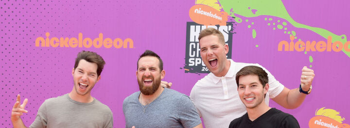 Highest Paid YouTube Stars: Dude Perfect