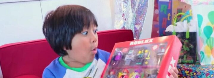 Ryan ToysReview: A 7-Year-Old Toy Reviewer Made $22 MILLION On YouTube Last Year