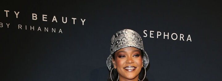 Rihanna Is Moving Into Fashion With Deal With Luxury Brand LVMH