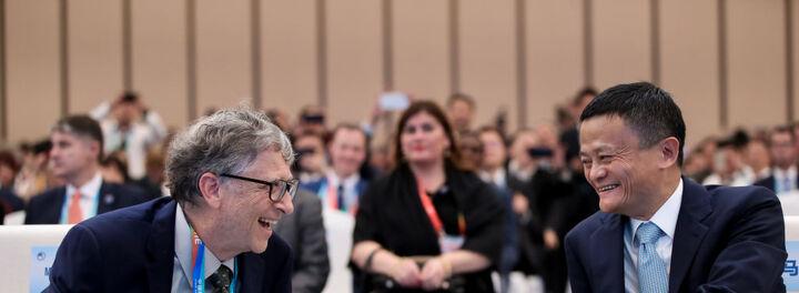 The 12 Most Philanthropic Tech Billionaires