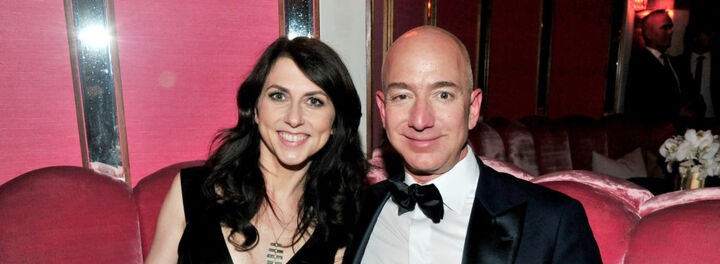 Jeff Bezos - The Richest Person In The World With A Net Worth Of $136 Billion - Is Getting Divorced From His Wife Of 25 Years