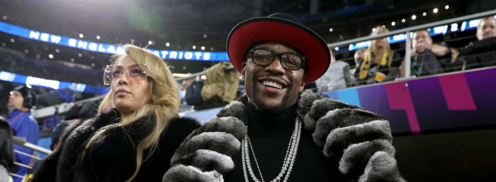 Floyd Mayweather Says He's Got A $10 Million Fight Lined Up For July