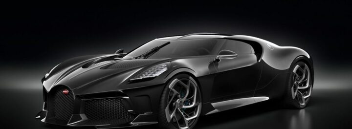 The $18.9 Million Bugatti La Voiture Noire Is The World's Most Expensive New Car
