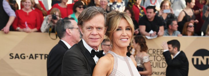 Felicity Huffman & William H Macy Net Worth