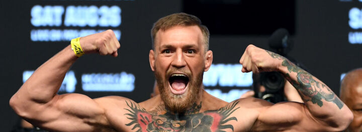 Conor McGregor Is Challenging Mark Wahlberg To A Fight Over His UFC Shares