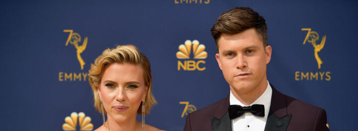 Scarlett Johansson & Colin Jost Net Worth