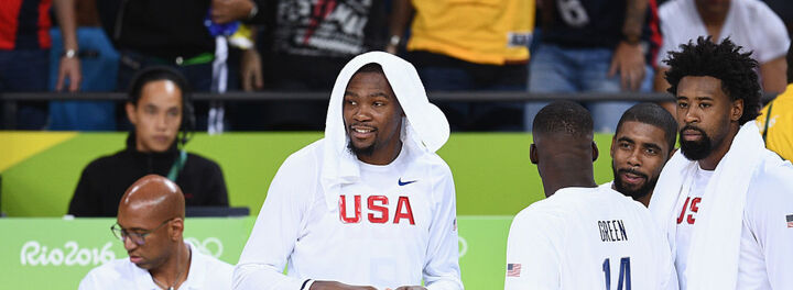 The Brooklyn Nets Are Committing Nearly $350 Million To Kevin Durant, Kyrie Irving, And DeAndre Jordan