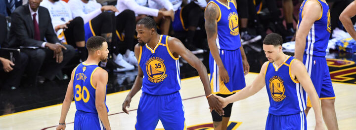 The Golden State Warriors Will Owe More Than $200 Million In Taxes If They Sign Klay Thompson And Kevin Durant
