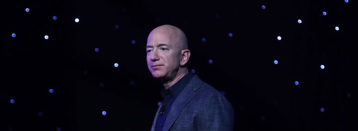 Jeff Bezos Says He Spends Billions On Space Exploration For The Future Of Humanity