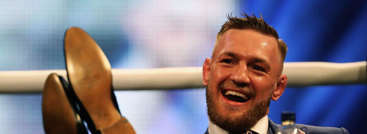 Conor McGregor Has Only Fought Once In The Past Year, Yet He's Still One Of The Highest-Earners Of 2019