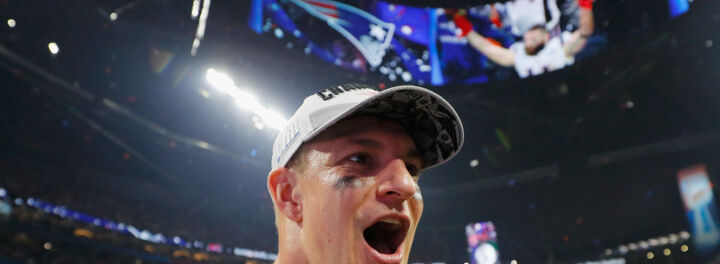 Rob Gronkowski Hinted At A Return To The NFL – And He Still Hasn't Spent A Cent Of His Career Earnings