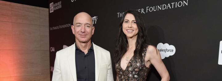 MacKenzie Bezos Is Now Officially The Second-Largest Amazon Shareholder And The World's 3rd-Richest Woman
