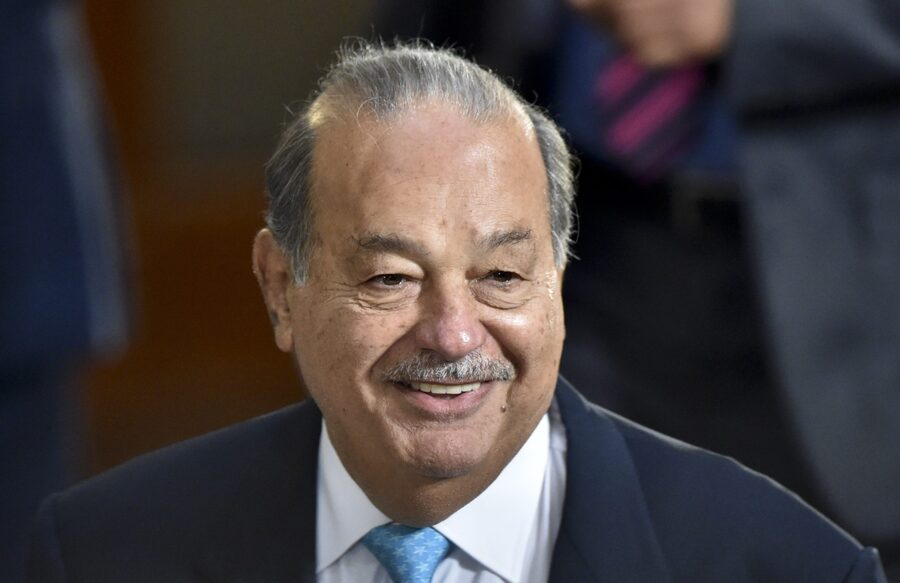 Carlos Slim Helu - Richest People in the World