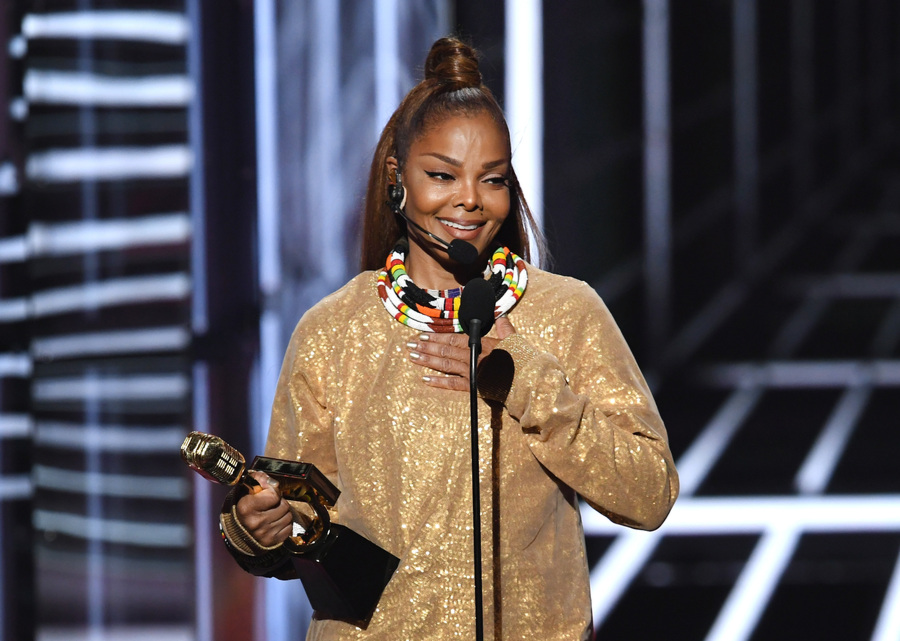Janet Jackson - Richest Singers
