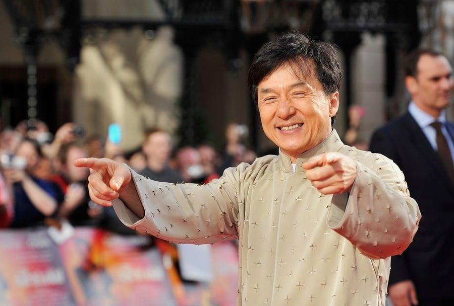 Jackie Chan - Richest Actors